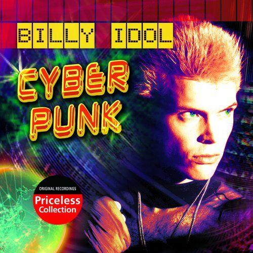 Billy Idol - Cyberpunk - Preis vom 18.10.2020 04:52:00 h