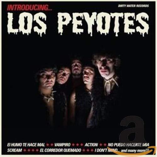 Los Peyotes - Introducing Los Peyotes - Preis vom 14.05.2021 04:51:20 h