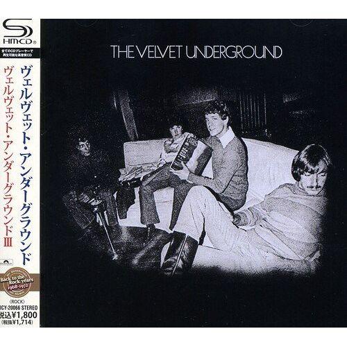 The Velvet Underground - Velvet Underground [Shm] - Preis vom 27.02.2021 06:04:24 h