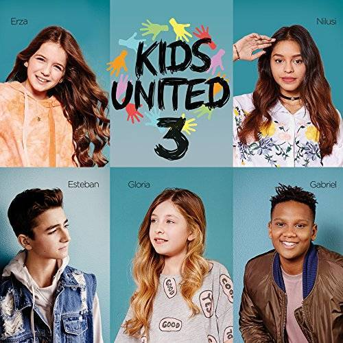 Kids United - Kids United 3 - Preis vom 20.10.2020 04:55:35 h