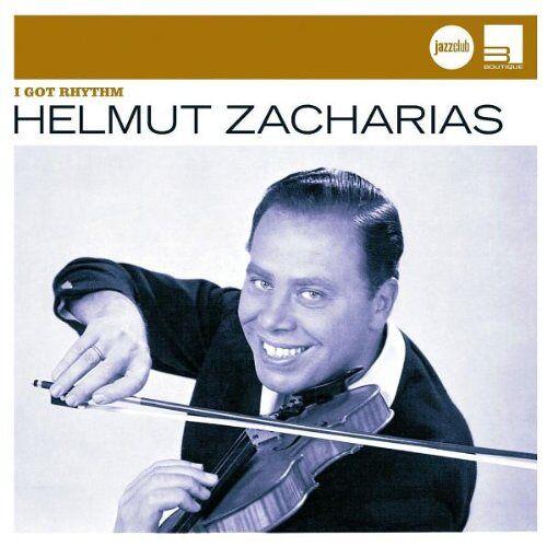 Helmut Zacharias - I Got Rhythm (Jazz Club) - Preis vom 24.02.2021 06:00:20 h