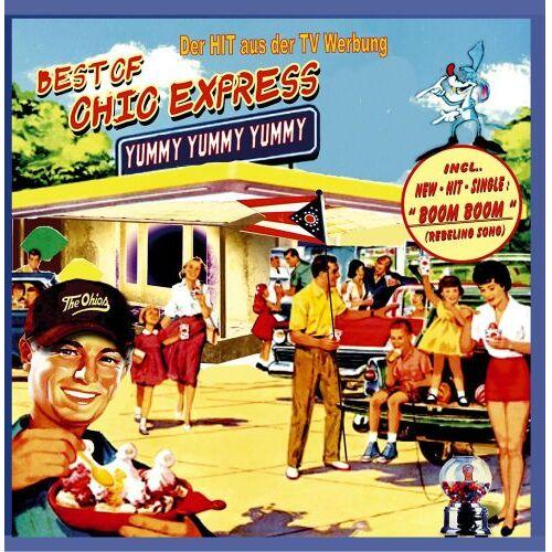 Ohio Express - Yummy Yummy - The Best Of - Preis vom 10.04.2021 04:53:14 h