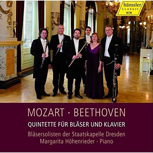 Höhenrieder - Quintette für Bläser und Klavier - Preis vom 20.10.2020 04:55:35 h