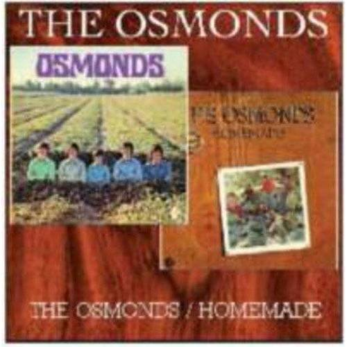 the Osmonds - The Osmonds/Homemade - Preis vom 25.02.2021 06:08:03 h