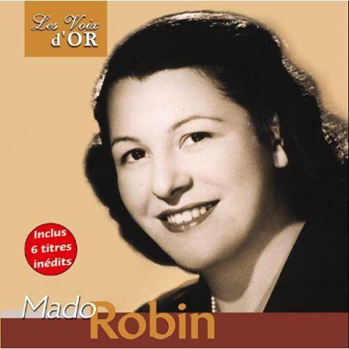 Mado Robin - Mado Robin Vol.1:la Voix la Pl - Preis vom 20.10.2020 04:55:35 h