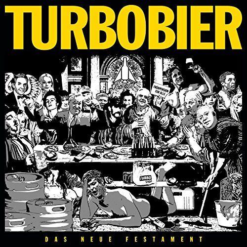 Turbobier - Das Neue Festament - Preis vom 09.04.2021 04:50:04 h