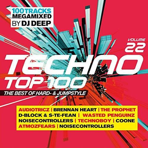 Various - Techno Top 100 Vol.22 the Best of Hard-& Jumpstyle - Preis vom 14.04.2021 04:53:30 h