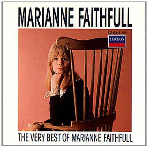 Marianne Faithfull - The Very Best of Marianne Faithfull - Preis vom 21.01.2020 05:59:58 h