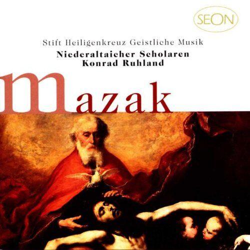 Various - Seon - Mazak (Geistliche Musik aus Stift Heiligenkreuz) - Preis vom 06.05.2021 04:54:26 h