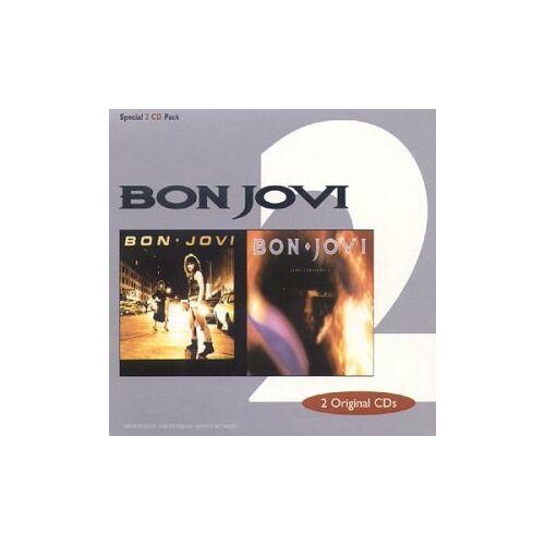 Bon Jovi - Bon Jovi/7800 Fahrenheit - Preis vom 20.10.2020 04:55:35 h