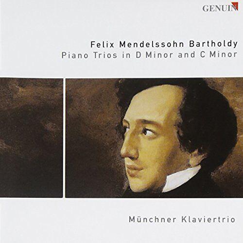 Münchner Klaviertrio - Mendelssohn: Klaviertrios Nr. 1 & 2 - Preis vom 09.05.2021 04:52:39 h