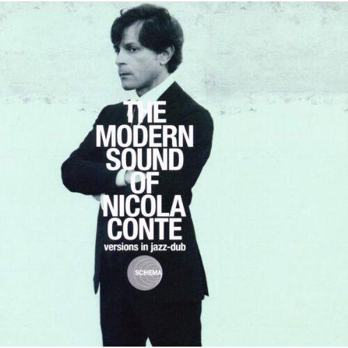 Nicola Conte - The Modern Sound of Nicola Conte - Preis vom 25.02.2021 06:08:03 h