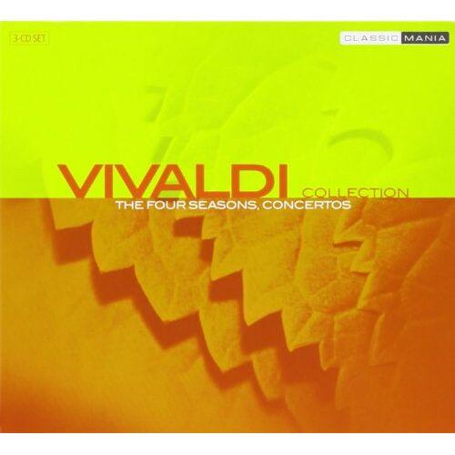 Vivaldi - Vivaldi Collection - Preis vom 20.10.2020 04:55:35 h