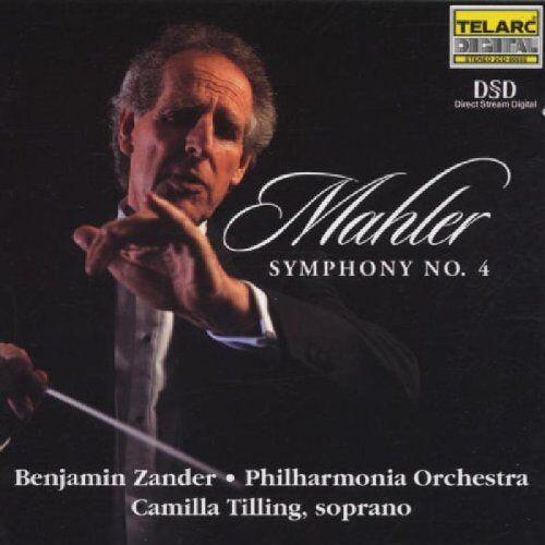 Benjamin Zander - Zander Dirigiert Mahler (Sinfonie Nr. 4) - Preis vom 06.04.2020 04:59:29 h