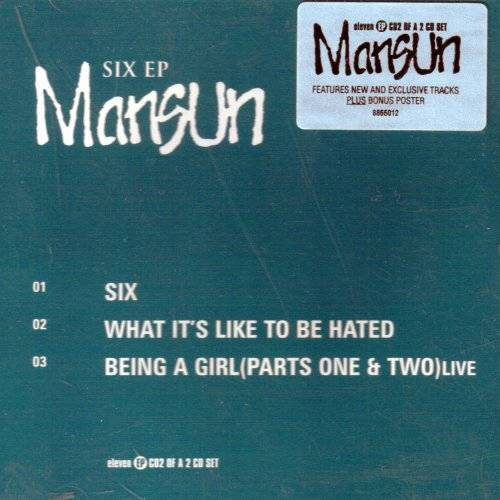 Mansun - Six - Preis vom 20.10.2020 04:55:35 h
