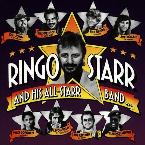 Ringo Starr - Ringo Starr&His All-Starr-Band - Preis vom 20.10.2020 04:55:35 h