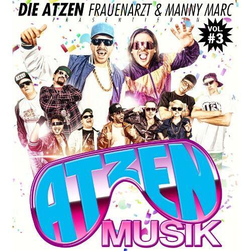 Atzen, die (Frauenarzt & Manny Marc) - Präsentieren Atzen Musik Vol.3 (Limited) - Preis vom 14.04.2021 04:53:30 h