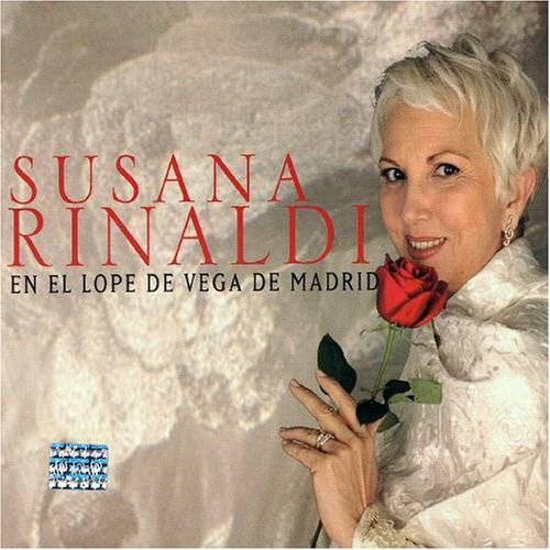 Susana Rinaldi - Rinaldi en El Lope de Vega - Preis vom 20.10.2020 04:55:35 h