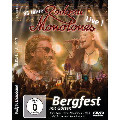 Rodgau Monotones - 35 Jahre Rodgau Monotones - Bergfest mit Gästen - Preis vom 14.05.2021 04:51:20 h