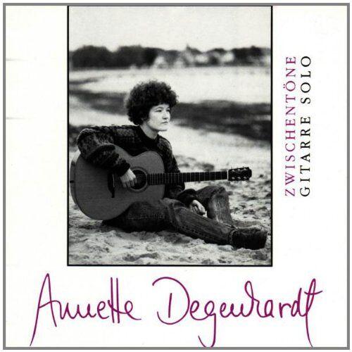 Annette Degenhardt - Zwischentone Gitarre Solo - Preis vom 09.05.2021 04:52:39 h