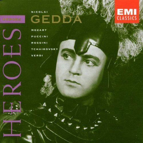 Nicolai Gedda - Opera Heroes - Nicolai Gedda - Preis vom 13.05.2021 04:51:36 h