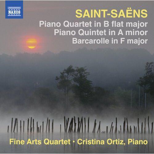 Fine Arts Quartet - Klavier Quartett & Quintett / Barcarolle - Preis vom 11.04.2021 04:47:53 h