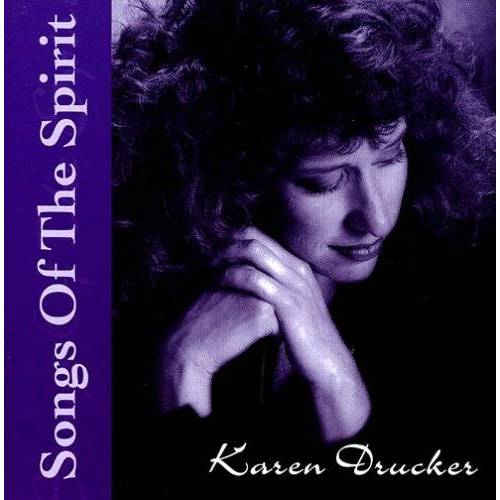 Karen Drucker - Vol.1-Songs of the Spirit - Preis vom 13.05.2021 04:51:36 h