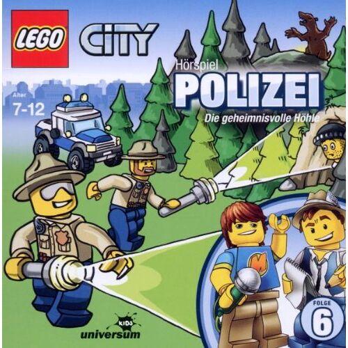 Various - Lego City 6 Polizei (CD) - Preis vom 13.11.2019 05:57:01 h