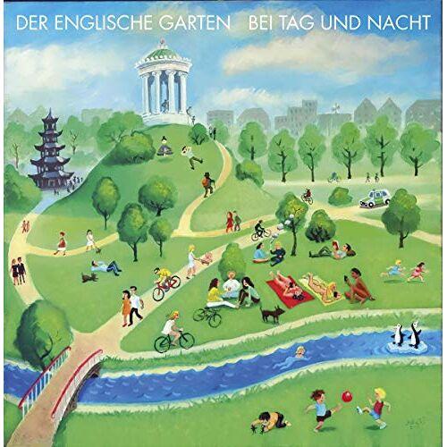 der Englische Garten - Bei Tag und Nacht - Preis vom 19.10.2020 04:51:53 h