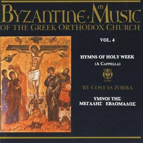 Byzantine Choir - Byzantinische Gesänge Vol.4 - Preis vom 09.04.2021 04:50:04 h