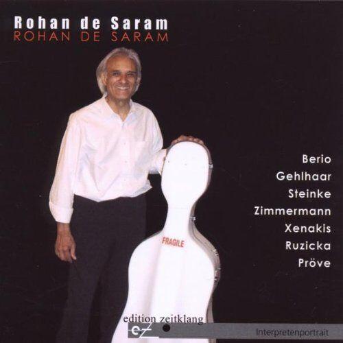 Rohan De Saram - Rohan de Saram,Violoncello - Preis vom 22.02.2021 05:57:04 h