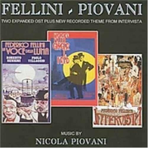 Nicola Piovani - Fellini & Piovani - Preis vom 16.01.2021 06:04:45 h