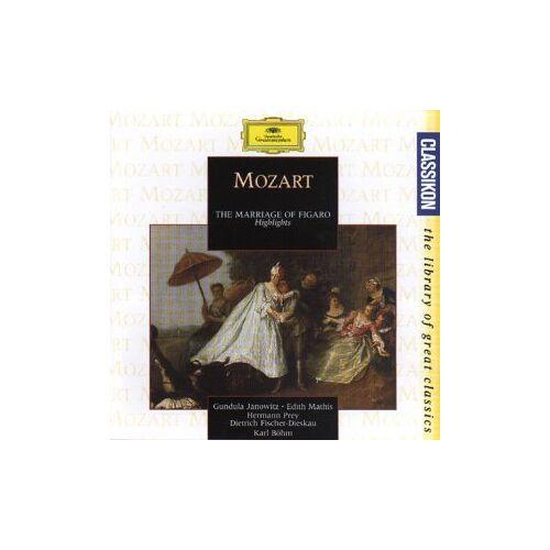 Mozart - Hochzeit d.Figaro/Highl. - Preis vom 11.11.2019 06:01:23 h