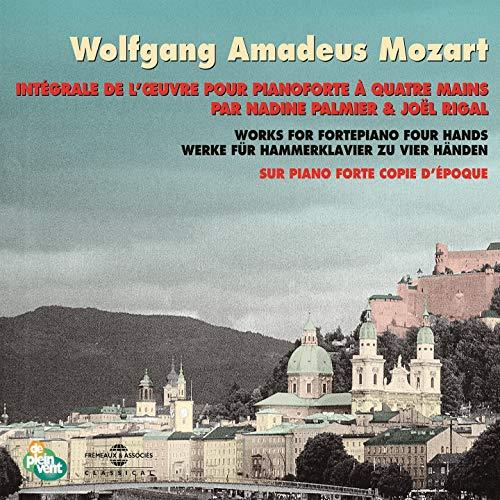 Mozart - Mozart Integrale de Loeuvre pour Piano F - Preis vom 20.10.2020 04:55:35 h
