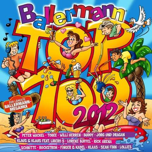 Various - Ballermann Top 100 2012 - Preis vom 06.09.2020 04:54:28 h