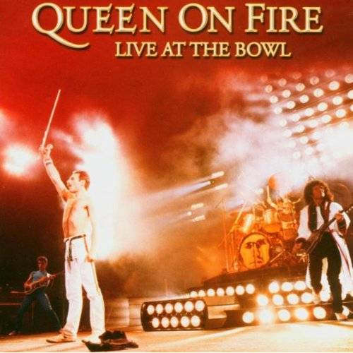 Queen - Queen on Fire-Live at the Bowl - Preis vom 13.08.2020 04:48:24 h