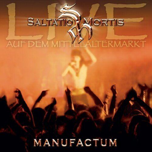 Saltatio Mortis - Manufactum (Live Album) - Preis vom 14.05.2021 04:51:20 h