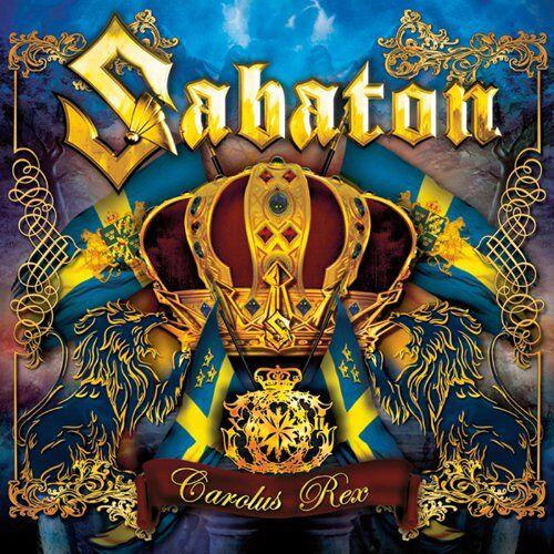 Sabaton - Carolus Rex - Preis vom 27.01.2021 06:07:18 h