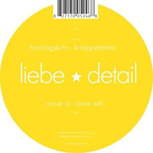 Move d - Anne Will/Knopperdrehen [Vinyl Single] - Preis vom 25.01.2021 05:57:21 h