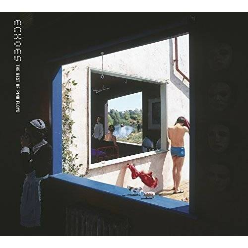 Pink Floyd - Echoes:the Best of Pink Floyd - Preis vom 22.02.2021 05:57:04 h