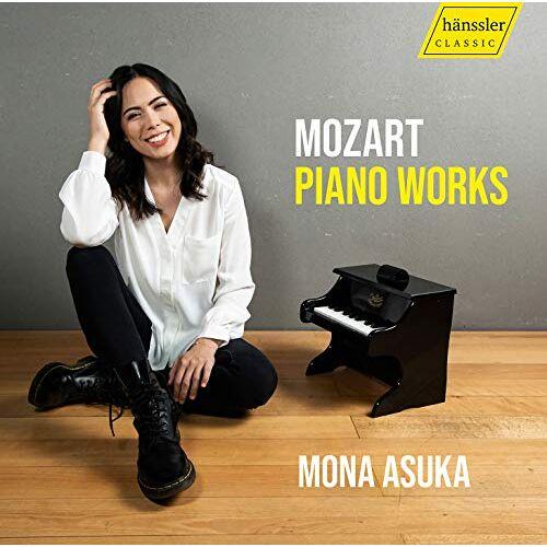 Mona Asuka - Mozart-Piano Works - Preis vom 16.04.2021 04:54:32 h