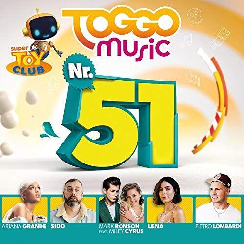 Various - Toggo Music 51 - Preis vom 15.04.2021 04:51:42 h