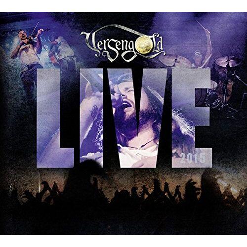 Versengold - Live 2015 - Preis vom 14.01.2021 05:56:14 h