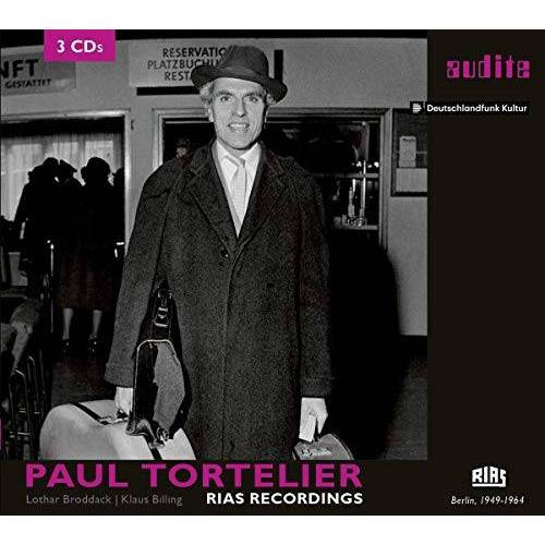 Paul Tortelier - Paul Tortelier: RIAS Recordings - Preis vom 12.04.2021 04:50:28 h