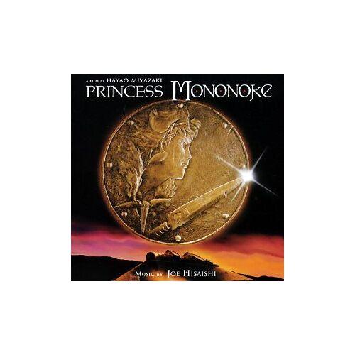 Joe Hisaishi - Prinzessin Mononoke - Princess Mononoke: Ost - Preis vom 06.09.2020 04:54:28 h