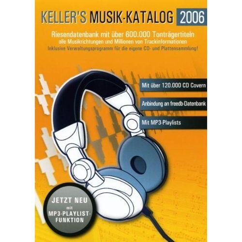 - Keller S Musik-katalog 2006 - Preis vom 18.10.2019 05:04:48 h
