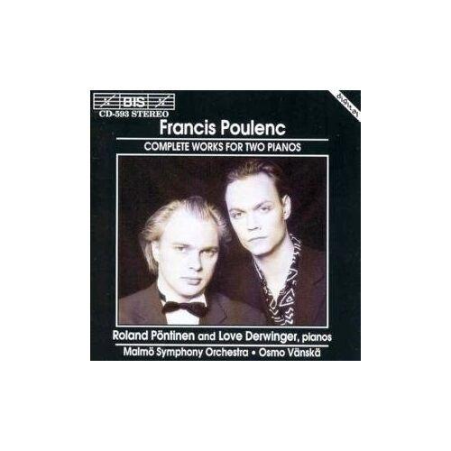 Roland Pöntinen - Werke für zwei Klaviere - Preis vom 24.02.2021 06:00:20 h