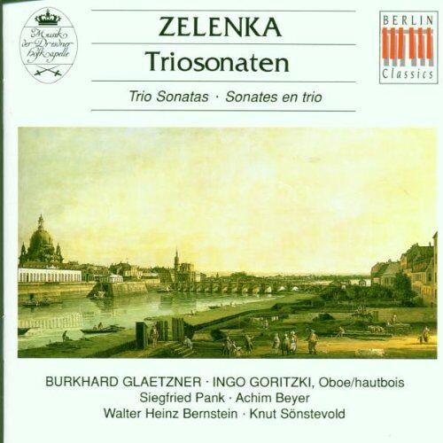 B. Glaetzner - Triosonaten - Preis vom 22.04.2021 04:50:21 h