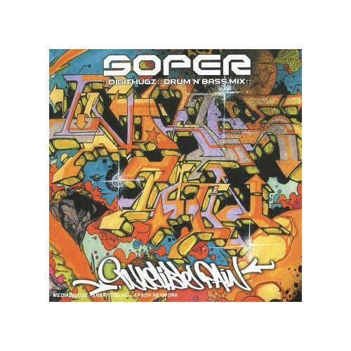 Soper - Digithugz: Drum'n'bass Mix - Preis vom 13.04.2021 04:49:48 h