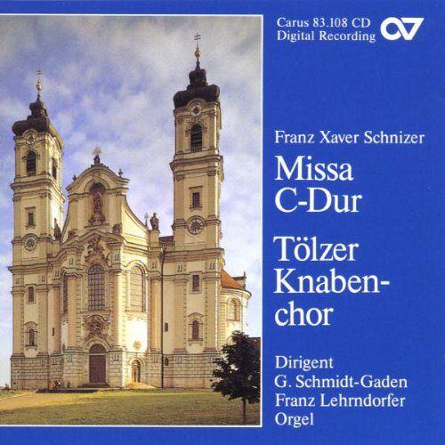 Tölzer Knabenchor - Missa C-Dur - Preis vom 03.12.2020 05:57:36 h